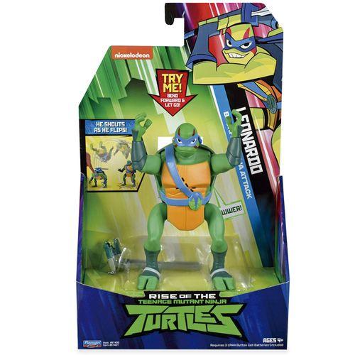 Tortugas Ninja Figura Deluxe Surtida