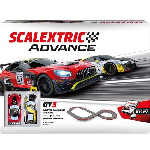 Scalextric Circuito Advanced GT3