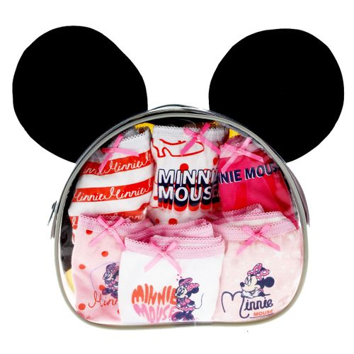 Pack 6 Braguitas Minnie