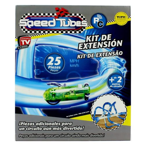 Speed Tube Kit Extensión