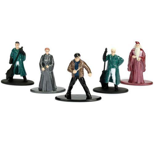 Harry Potter Nano Metalfigs Figuras Pack B