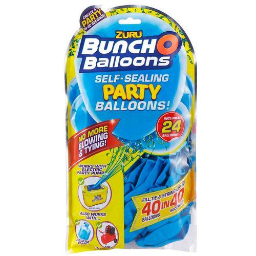 Color Party Ballons Pack 24 Globos Surtidos