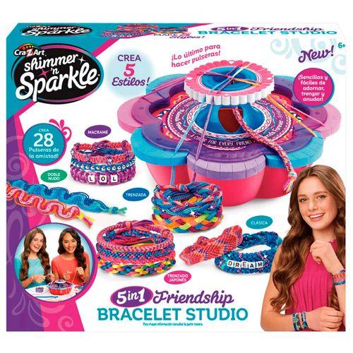 Shimmer'n Sparkle Taller de brazaletes y Pulseras