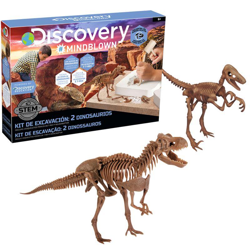 Kit-De-Excavacion--Dos-Dinosaurios