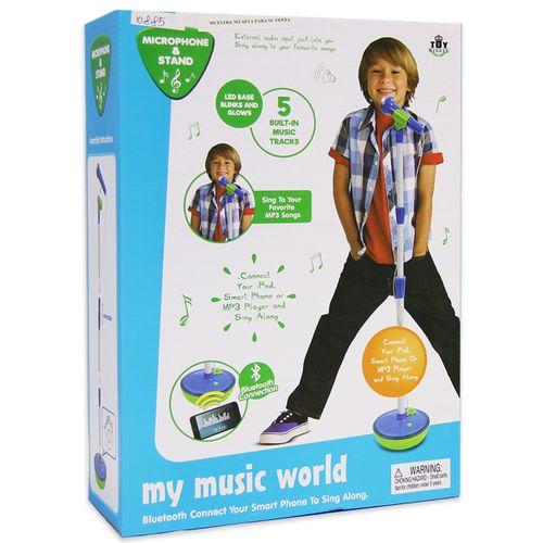 Micrófono Infantil con Altavoz Bluetooth