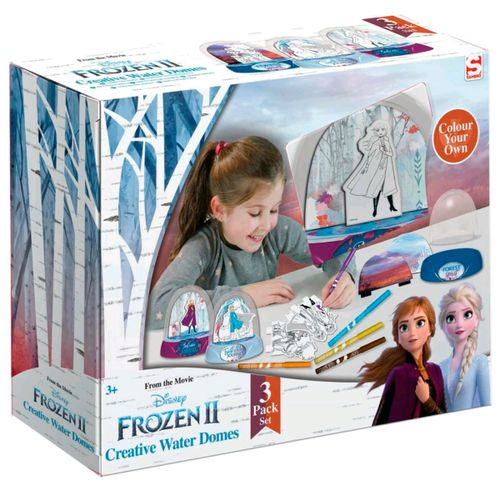 Frozen 2 Crea Mini Bolas