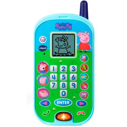 Peppa Pig Teléfono Móvil