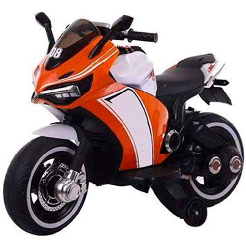 Moto RC Roja Batería
