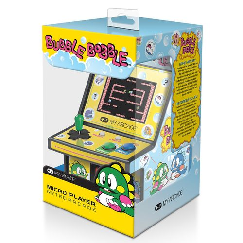 Arcade Bubble Bobble