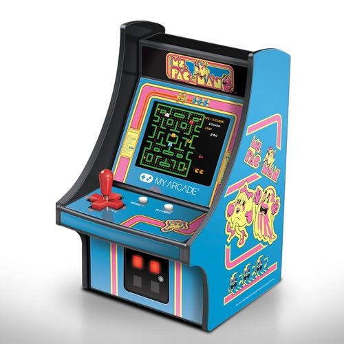Arcade Miss Pac Man