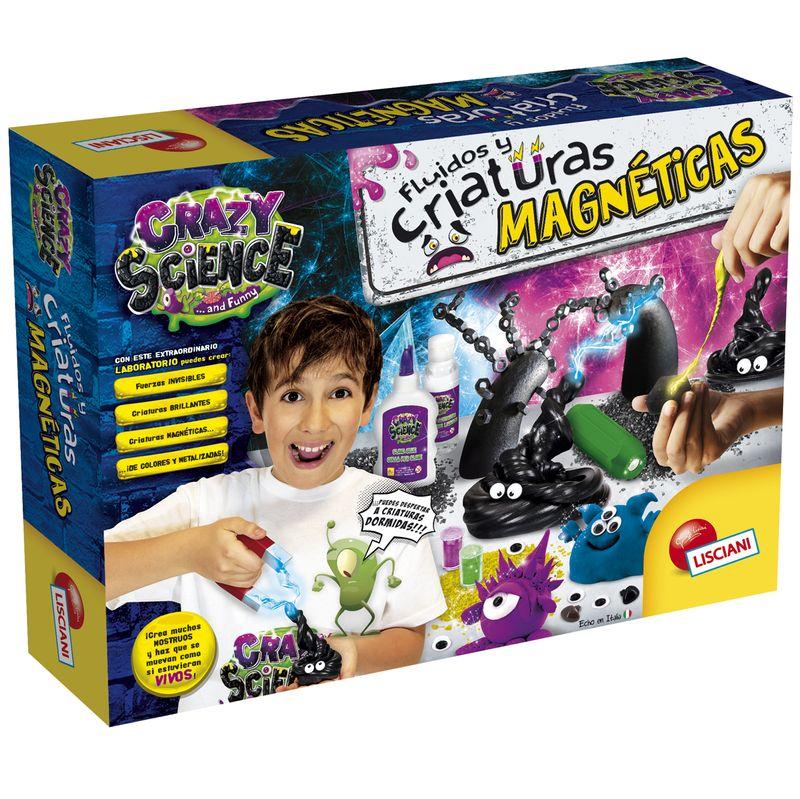 Crazy-Science-Laboratorio-de-Fluidos-Magneticos