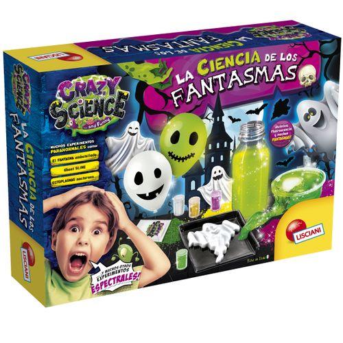 Crazy Science Laboratorio Ciencia de los Fantasmas