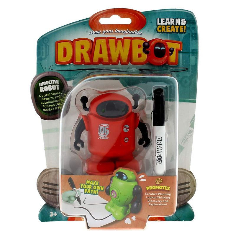 Robot-Drawbots