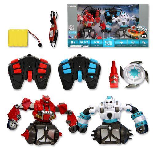Pack de Robots de Batalla