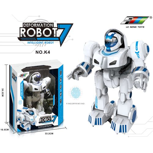 Robot inteligente Transformable R/C