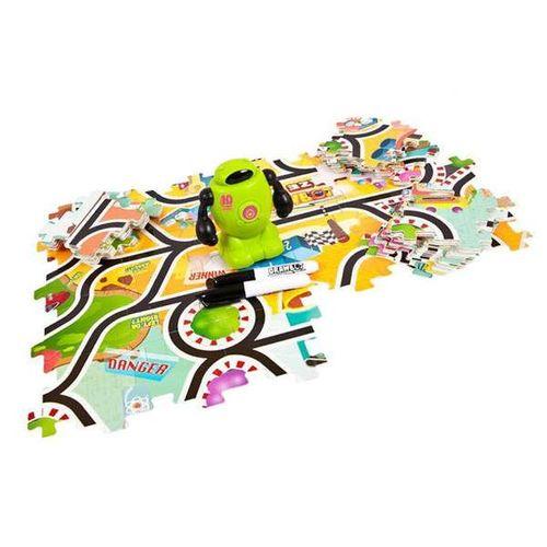 Drawbots Puzzle 70 piezas