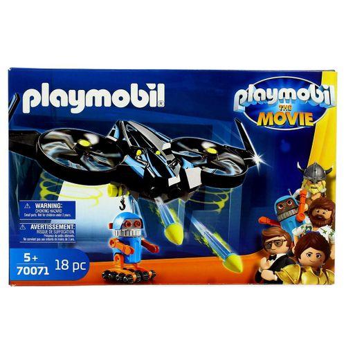 Playmobil Movie Robotitron con Dron