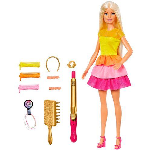 Barbie Ultimate Curls Rizos - MATTEL
