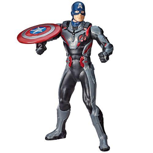 Los Vengadores Capitán América Figura Electrónica