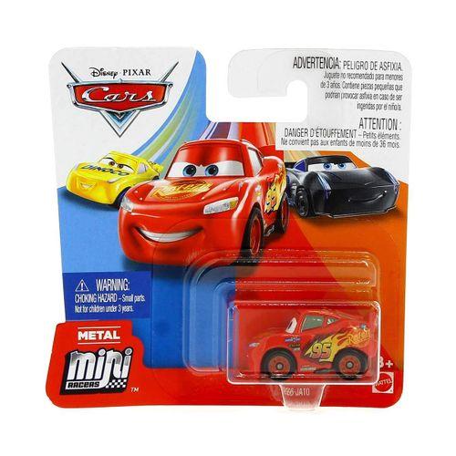 Cars Mini Racers Vehículo Surtido