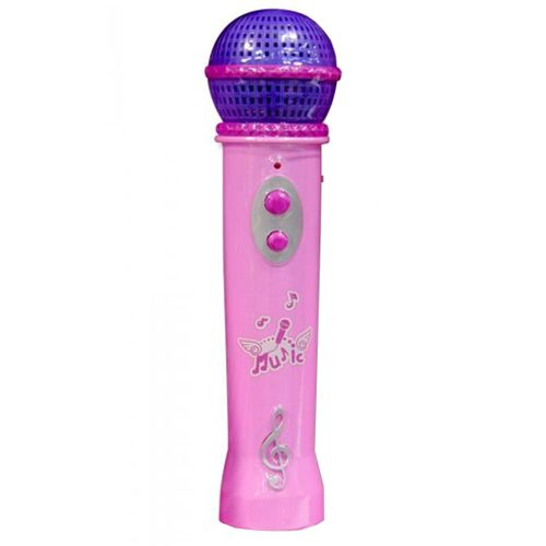 Micrófono Infantil Rosa