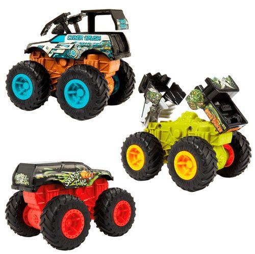 Hot Wheels Monster Truck Superchoque Surtido