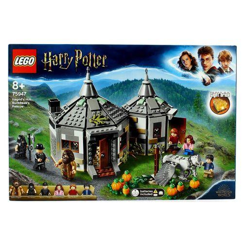 Lego Harry Potter Cabaña de Hagrid: Rescate
