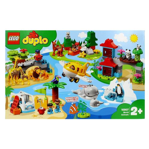 Lego Duplo Animales del Mundo