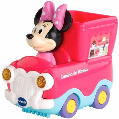 Tut Tut Bólidos Disney Camión Minnie
