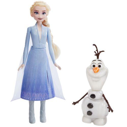Frozen 2 Pack Elsa & Olaf Interactivos