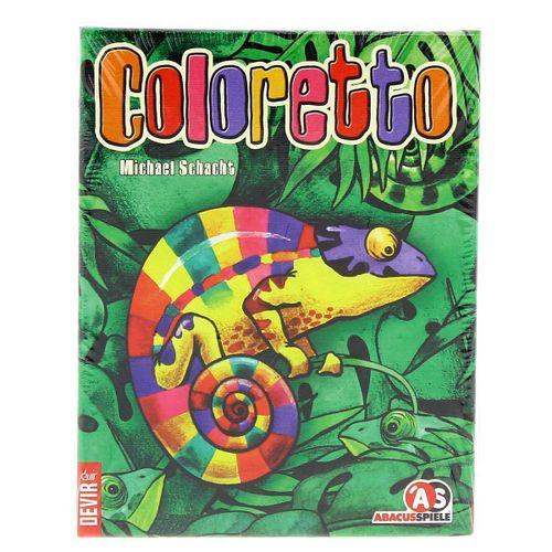 Juego Coloretto