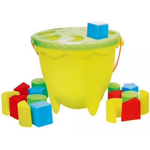 Cubo de Encajables