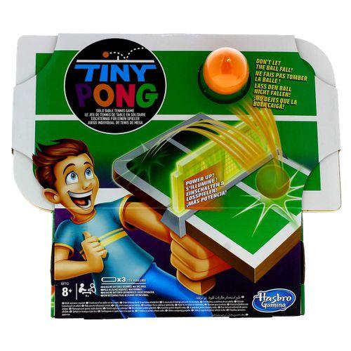 Juego Tiny Pong