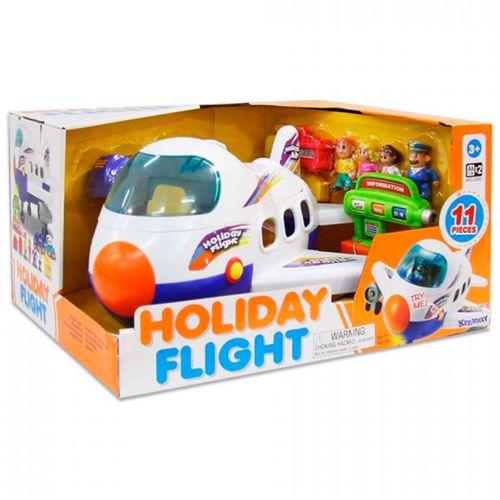 Avión Infantil con Complementos