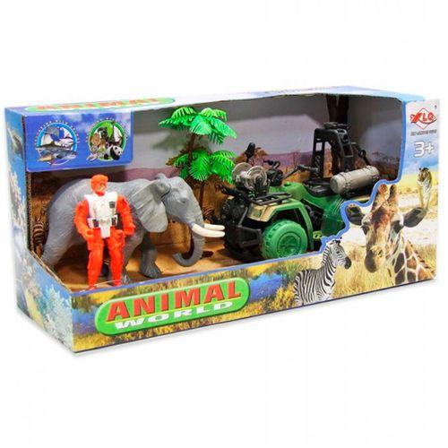 Set Rescate Animales Elefante