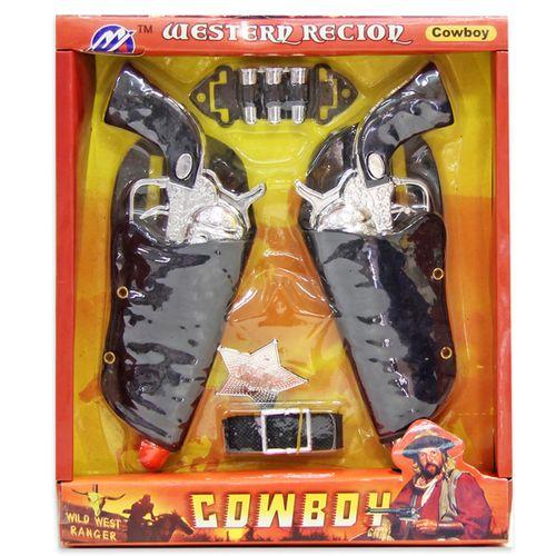 Pack Pistolas Cowboy