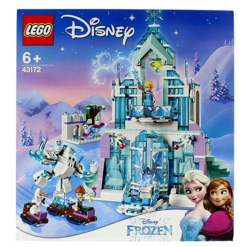 LEGO Disney Frozen Palacio mágico de Hielo de Elsa