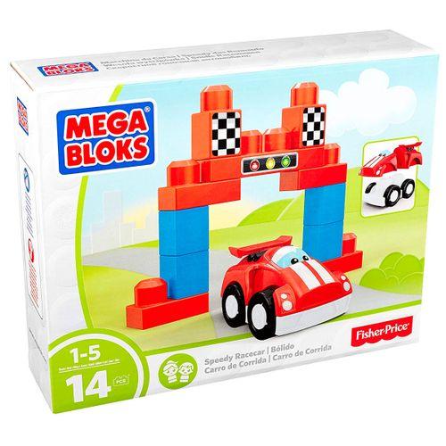 Mega Bloks Coche de Carreras