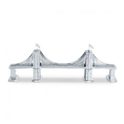 Maqueta de Metal del Brooklyn Bridge