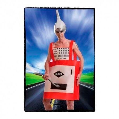 Disfraz Surtidor Gasolinera Adulto