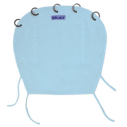 Toldo universal para silla de paseo/cochecito azul