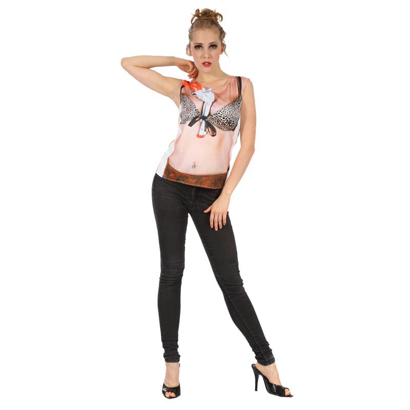 Disfraz-Camiseta-de-Vaquera-Sexy