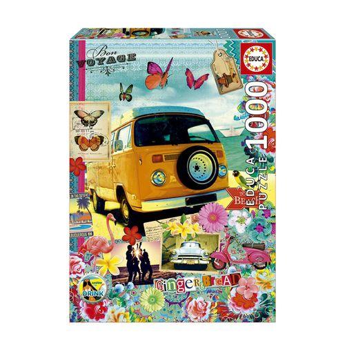 Puzzle 1000 Piezas Bon Voyage