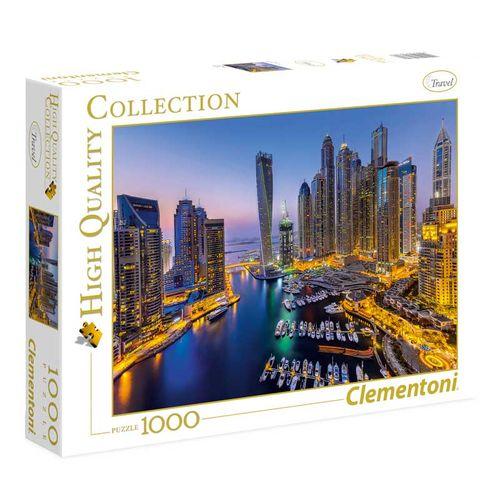 Puzzle de Dubai HQ de 1.000 Piezas