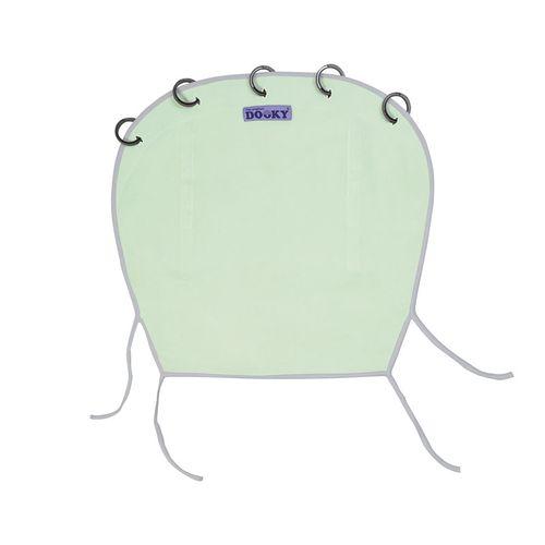 Toldo para silla de paseo verde agua/gris