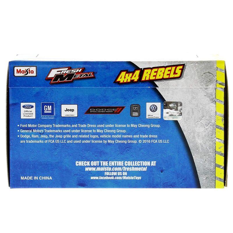 Coche-Miniatura-Fresh-Metal--4x-4-Chevrolet-Azul_2