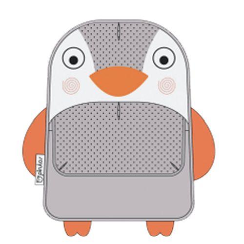 Mochila Guardería Carita Pingu