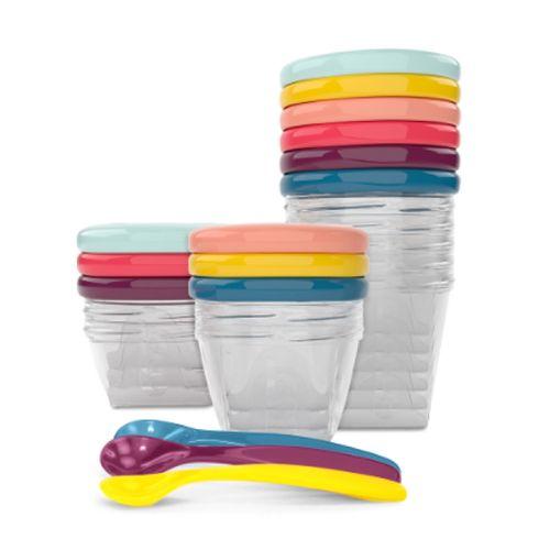 Kit bols+ 3 cucharas multicolor