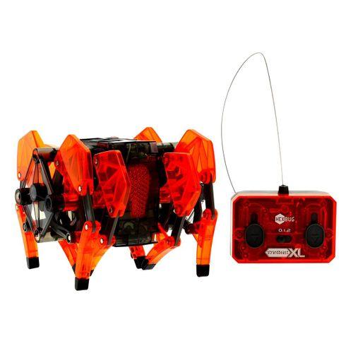 Araña Robótica Hexbug Stranbeast XL Naranja