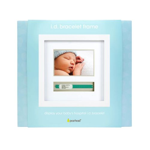 Marco de Fotos para la Pulsera de Maternidad